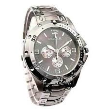 luxurystore Luxury Rosra Silver Men Watch