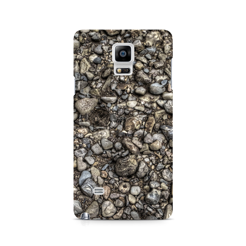 thereminiscence1 Samsung Galaxy Note 4 Mobile Back Cover Stones