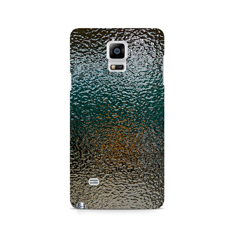 thereminiscence1 Samsung Galaxy Note 4 Mobile Back Cover Ripples