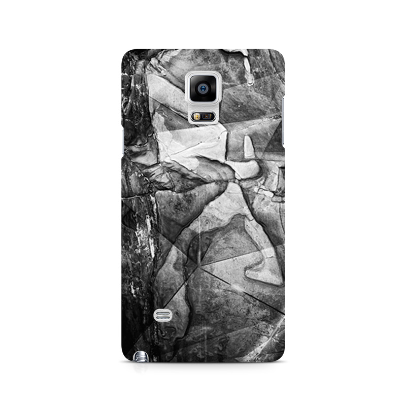 thereminiscence1 Samsung Galaxy Note 4 Mobile Back Cover Mineralized