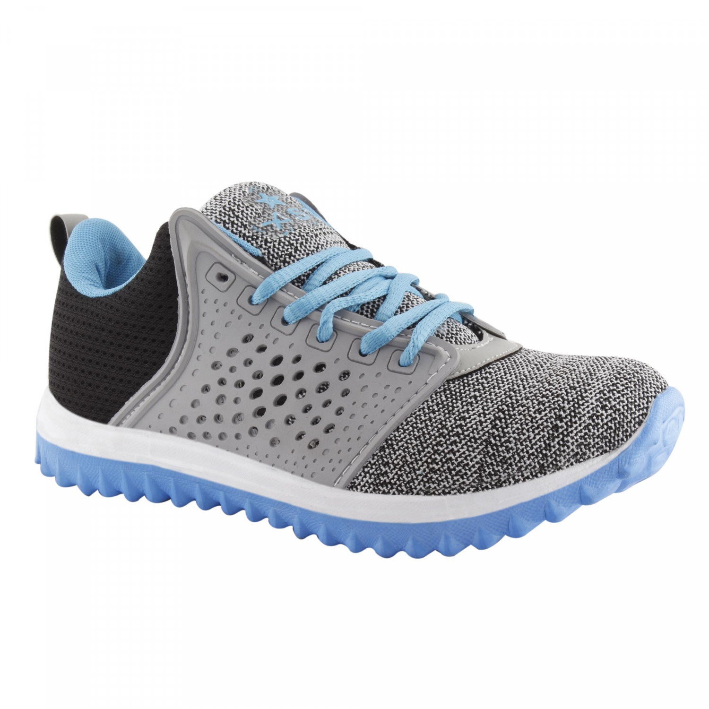 delhibazzar2 A-stars Lds-055 Running Shoes For Women  (grey)