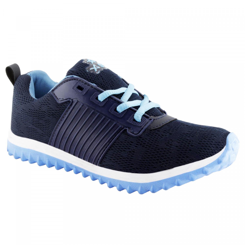 delhibazzar2 A-stars Lds-055 Running Shoes For Women  (blue)