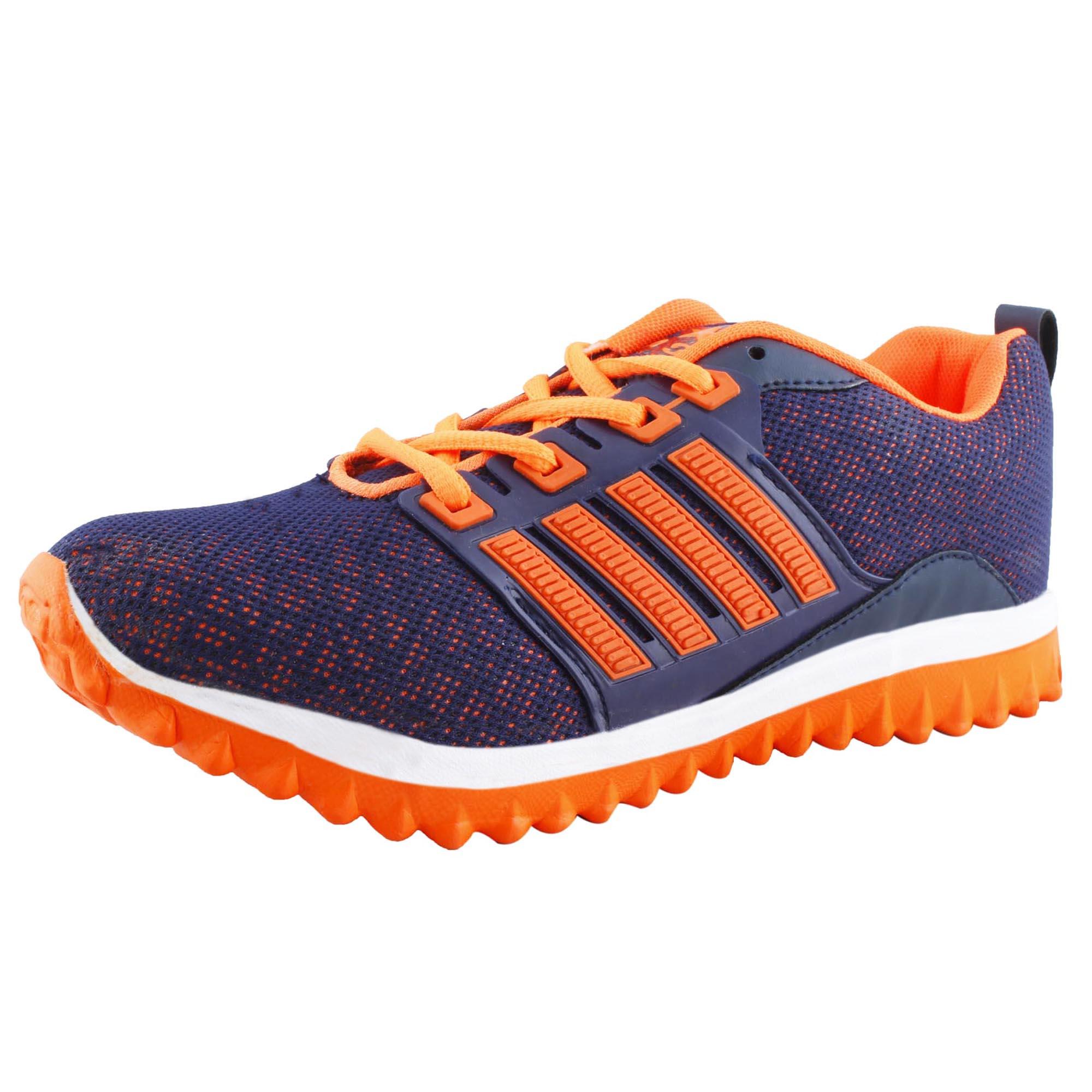 delhibazzar2 A-stars Lds-052 Running Shoes For Women (orange)
