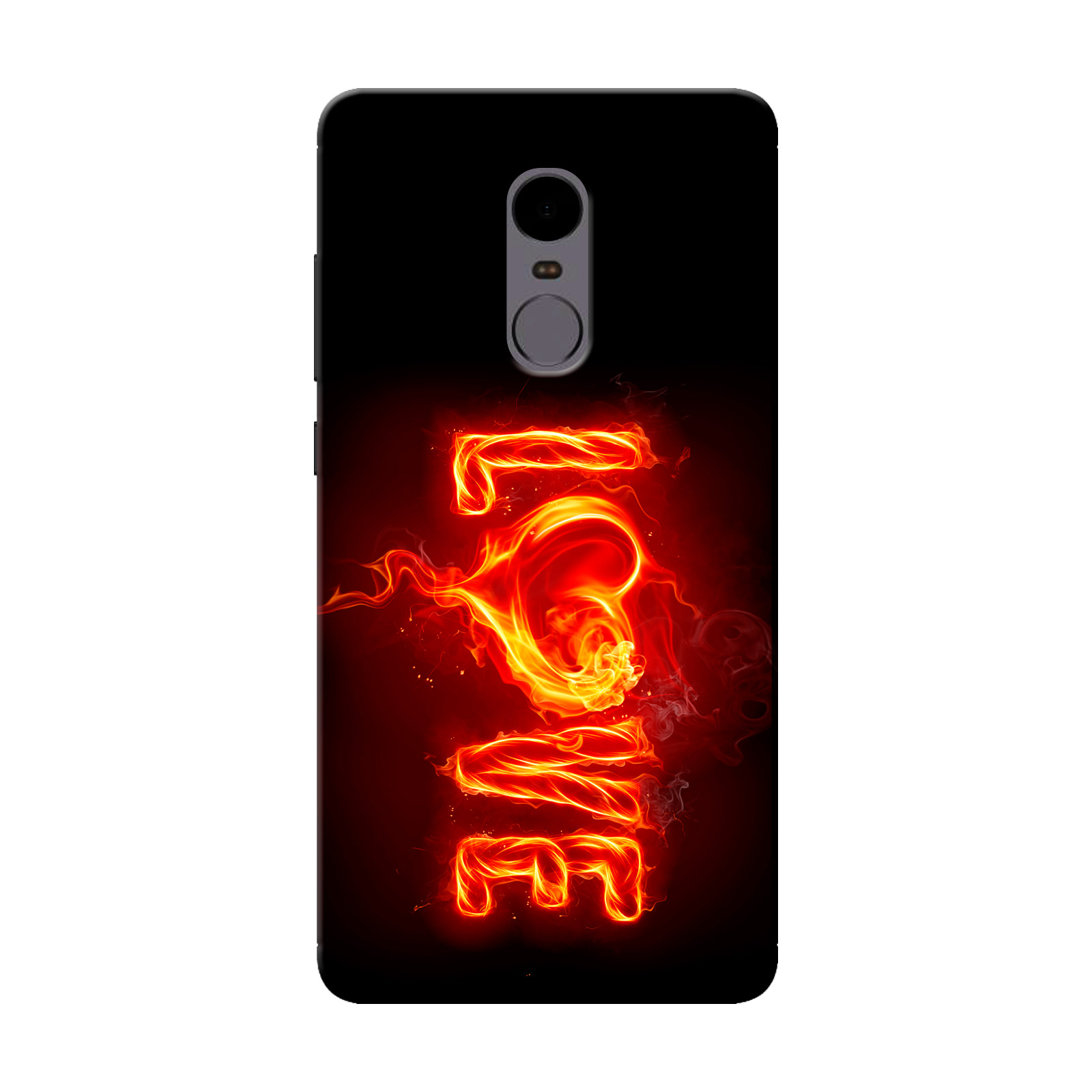 sairafashions Wild Thunder Mi Redmi Note 4 Mobile Back Cover Case And Designer Printed Hard Flexible Mobile Case Cover  - 1141