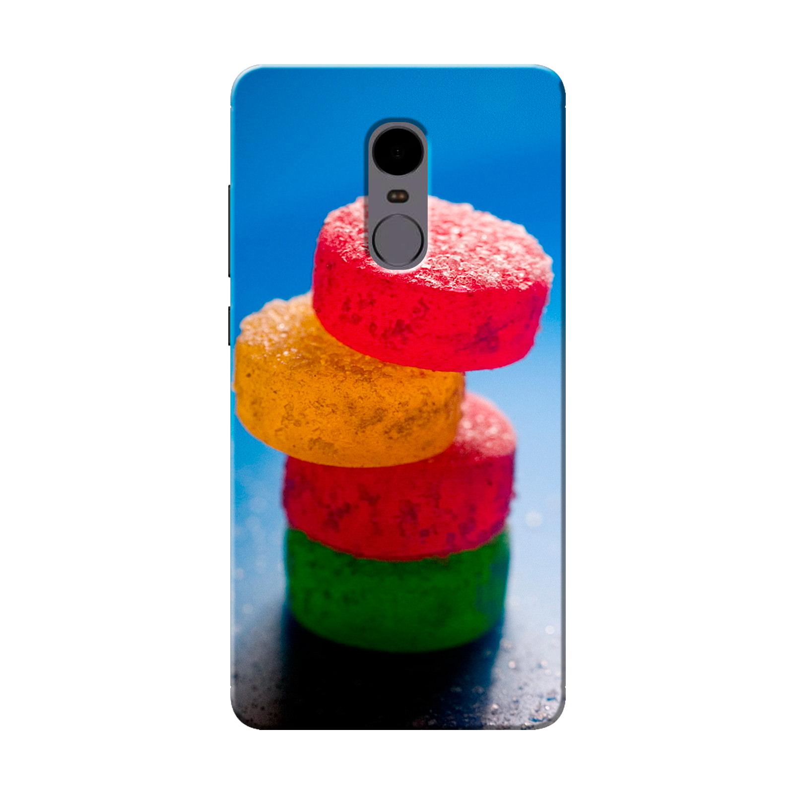 sairafashions Wild Thunder Mi Redmi Note 4 Mobile Back Cover Case And Designer Printed Hard Flexible Mobile Case Cover  - 1096