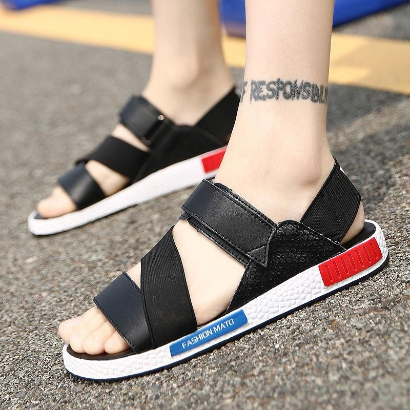 brotherenterprise Men Sandals Casual Flats Sandals