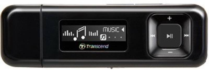Transcend Digital Music Player Mp3 & Mp4 MP330 8GB