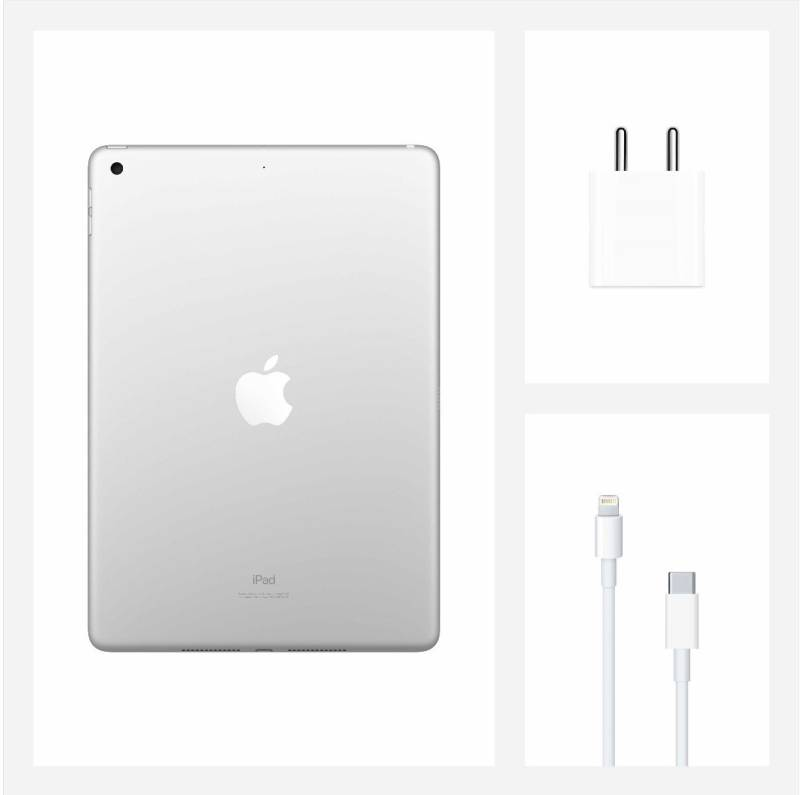 Apple iPad (8th Gen) 32 GB ROM 10.2 inch with Wi-Fi+4G