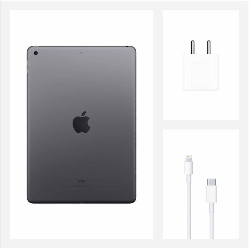 Apple iPad (8th Gen) 128 GB ROM 10.2 inch with Wi-Fi+4G