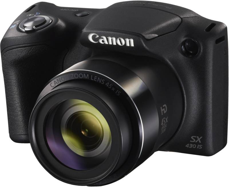 Canon PowerShot SX430 IS Point and Shoot Camera