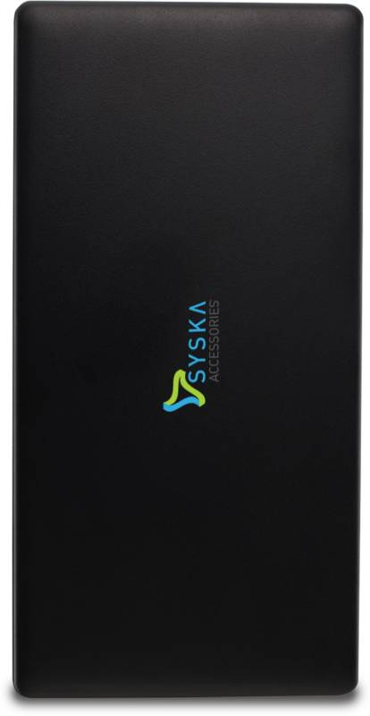 Syska Power Slice100 10000mAH Power Bank