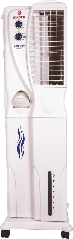 Singer 34 L Room/Personal Air Cooler(White, Liberty Senior)