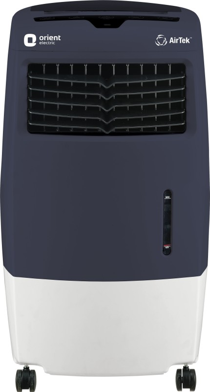 Orient Electric 25 L Room/Personal Air Cooler(White, Grey, Airtek (AT25AE))