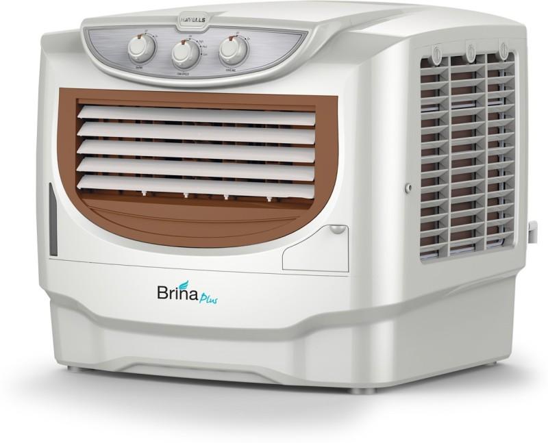 Havells 50 L Window Air Cooler(White, Brown, Brina Plus)