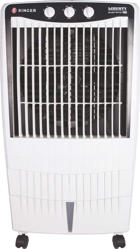 Singer 85 L Desert Air Cooler(White, Liberty Supreme DX)