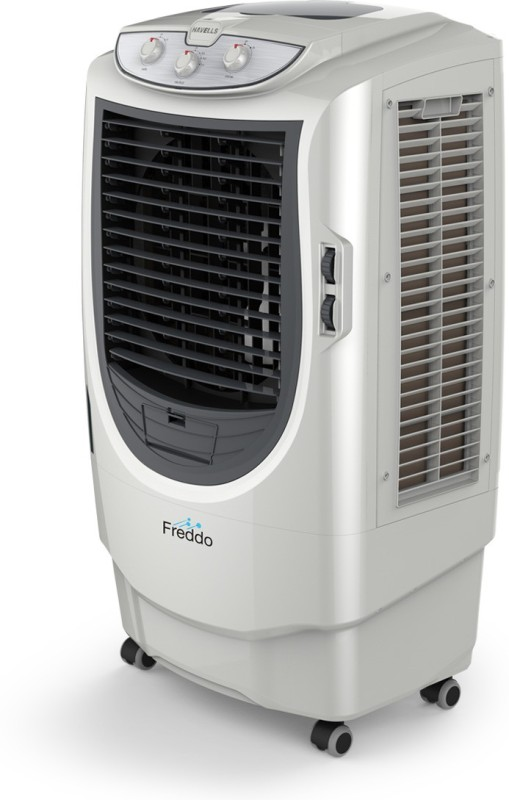 Havells 70 L Room/Personal Air Cooler(White, Freddo)
