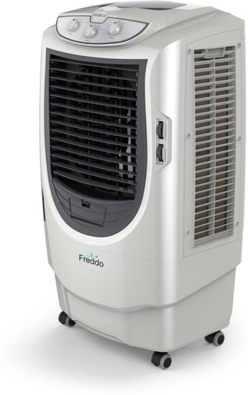 Havells 70 L Desert Air Cooler(White, Grey, Freddo)