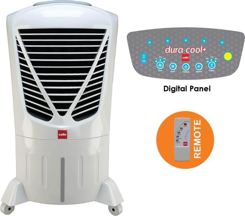 Cello 30 L Room/Personal Air Cooler(White, Dura Cool Plus 30)