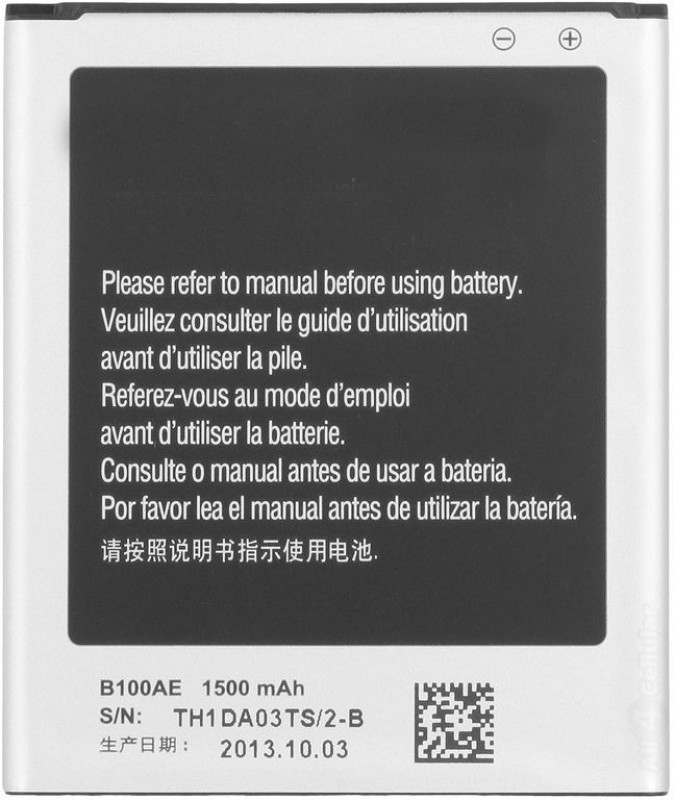 Relate Mobile Battery For  SAMSUNG Samsung Galaxy S Duos S7562 - EB425161LU