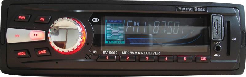 Sound Boss SB-14 Car Stereo(Single Din)