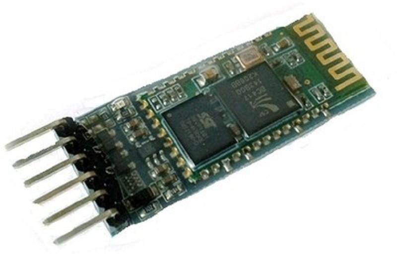 Robokart Robokart HC-05 Bluetooth Module with Base(Green) Micro Controller Board Electronic Hobby Kit