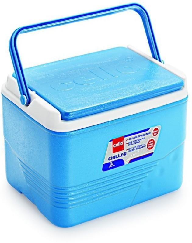 Cello Chiller Ice Box(Blue, 14 L)