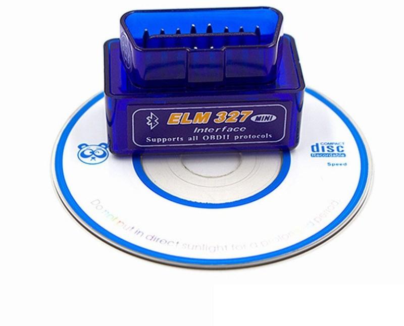 iovi Super Mini ELM327 Bluetooth OBD II Scanner OBD Reader(Yes)