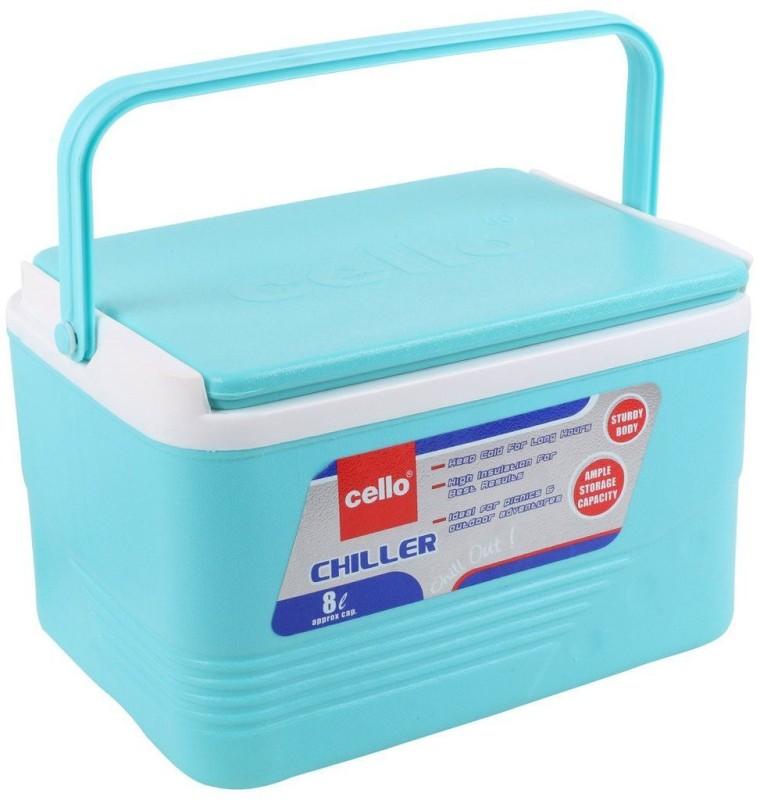 Cello Chiller Ice Box(Green, 14 L)