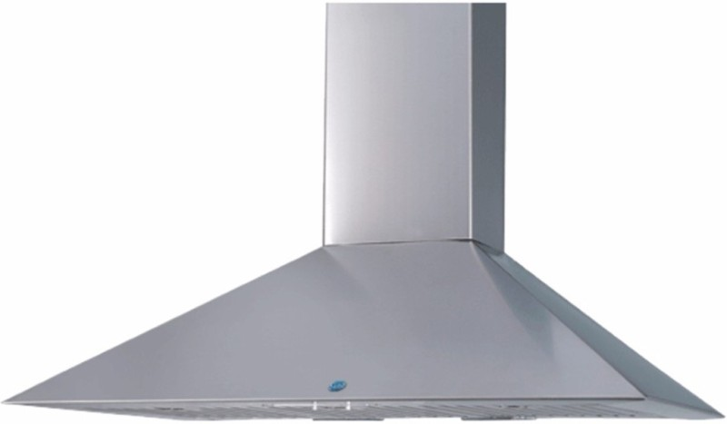 GLEN CH6055X6X1000BFLTW Wall Mounted Chimney(Silver 1000 CMH)