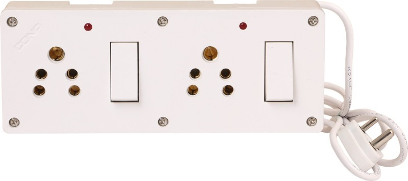 Bahul 2  Socket Extension Boards(White)