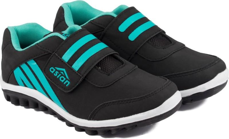 Asian Running Shoes For Women(Black)