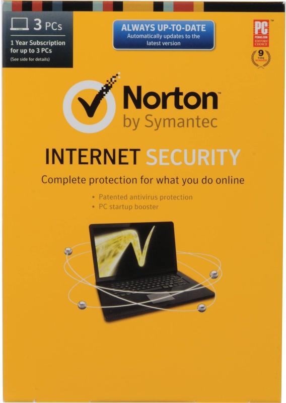 Norton Internet Security 3.0 User 1 Year(CD/DVD)