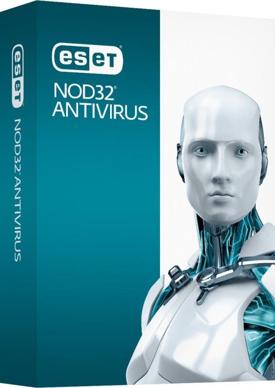 ESET Anti-virus 1.0 User 1 Year(Voucher)