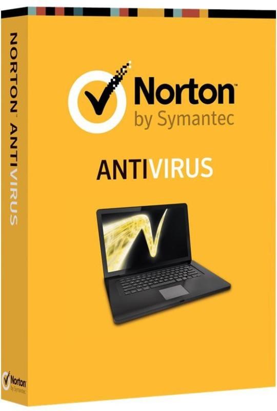 Norton Anti-virus 5.0 User 1 Year(CD/DVD)