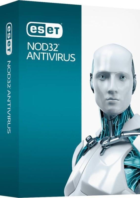 ESET Anti-virus 1.0 User 1 Year(CD/DVD)
