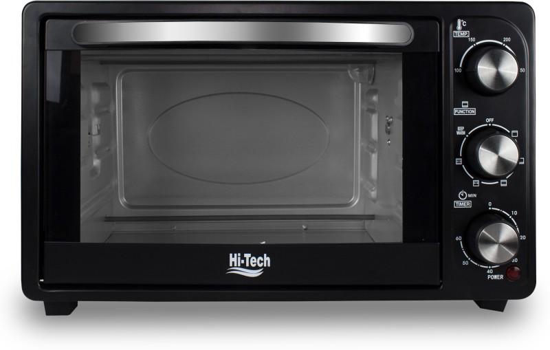 Hi-Tech 21-Litre 0602 Oven Toaster Grill (OTG)(Black)
