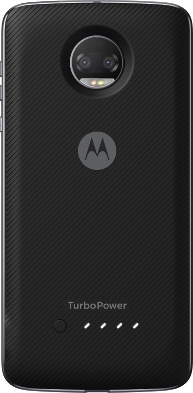 Motorola Moto Turbo Power Pack Mod(Compatible only with  Moto Z, Moto Z Play, Moto Z2 Play)