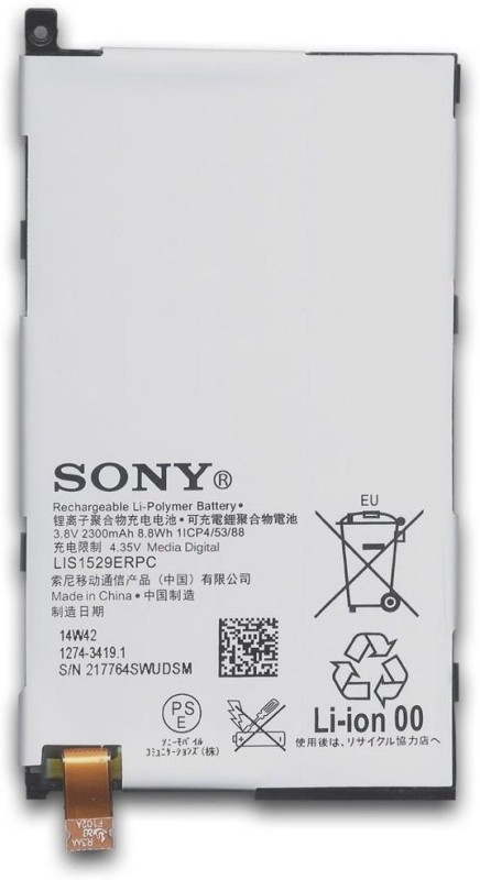 Sony Mobile Battery For Sony Xperia Z1 Compact
