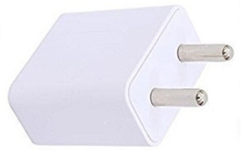Richerbrand CHG-01 1.5 A Mobile Charger with Detachable Cable(White, Cable Included)