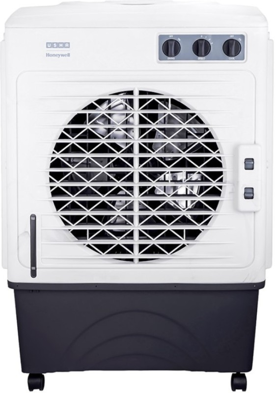 Usha 50 L Desert Air Cooler(White, Grey, Honeywell CL50PM)