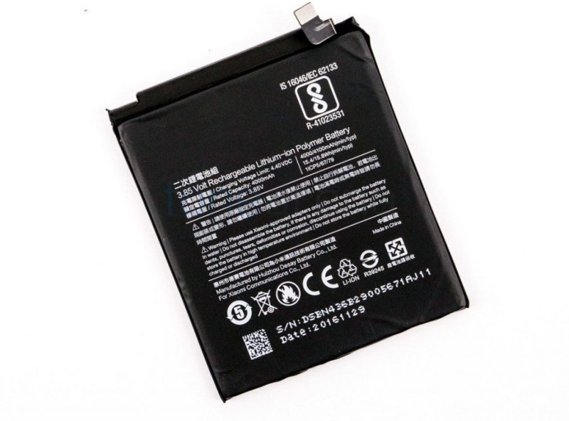 DGT Mobile Battery For Xiaomi Redmi Note 4