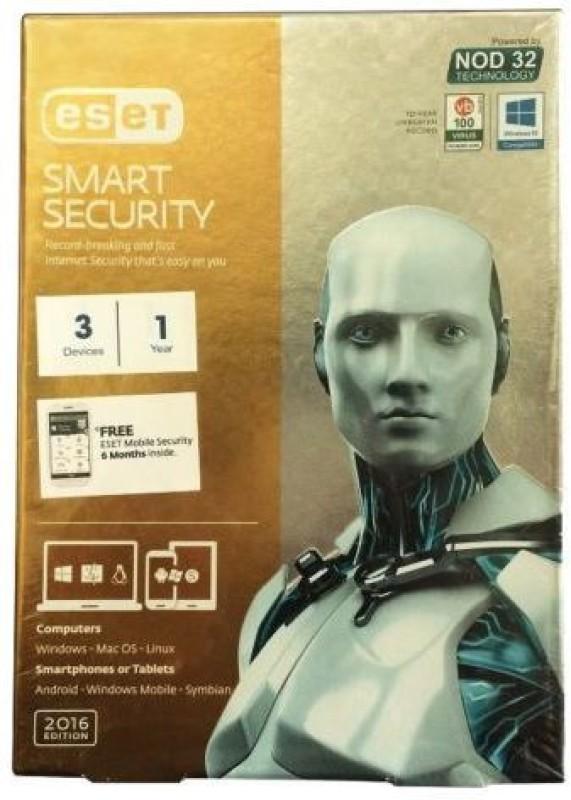 ESET Total Security 3.0 User 1 Year(CD/DVD)