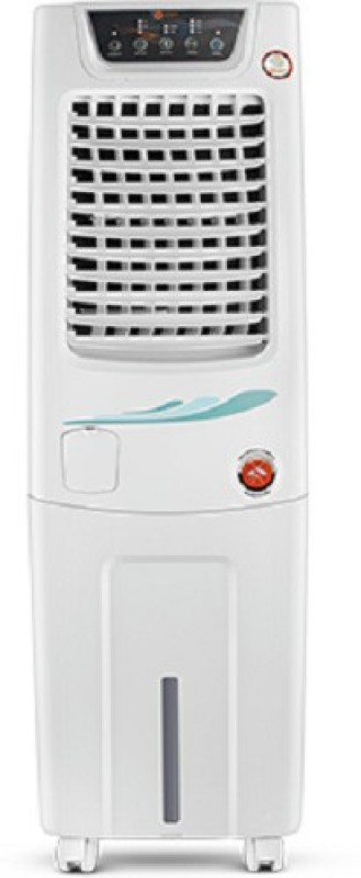 ORIENT ELECTRIC 30 L Tower Air Cooler(White, Super Cool)