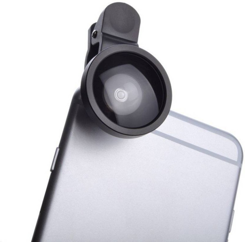 Blendia Wide Angle Selfie Cam with Universal Clip Mobile Phone Lens