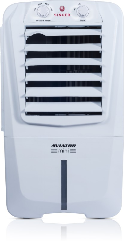Singer 10 L Room/Personal Air Cooler(White, STC 010 AWE)