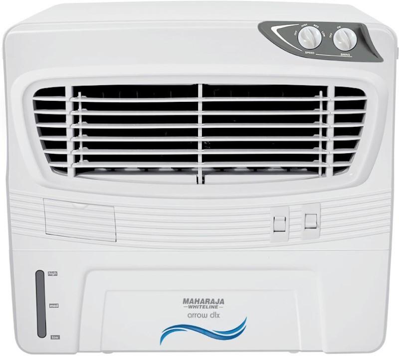 Maharaja Whiteline 50 L Window Air Cooler(White, ARROW DLX)
