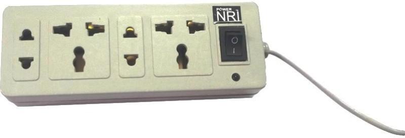 POWERNRI 4+1 (1PCS) 4  Socket Extension Boards(Grey)