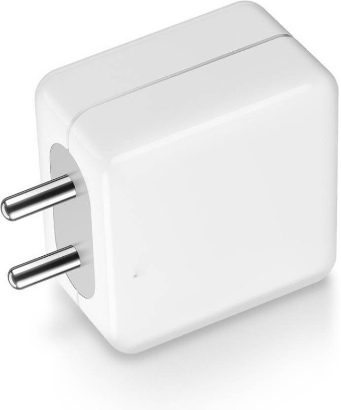 HundoP club 5/5T/6 4 W 4 A Mobile Charger with Detachable Cable(White)