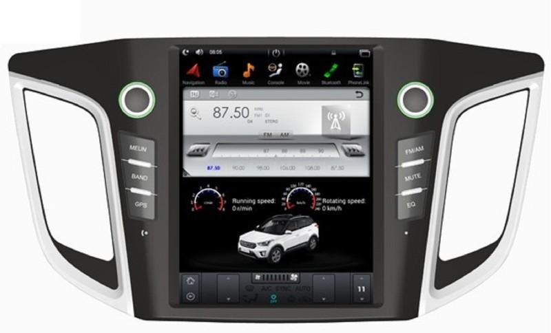 "Silver 12"" Gps Andorid Navigation Indash Car Stereo(Double Din)"