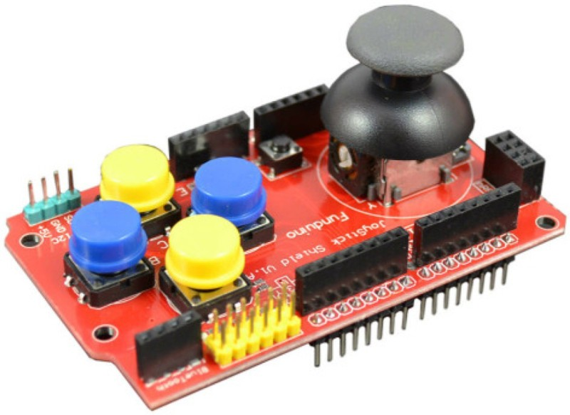 KitsGuru Game JoyStick Shield - Arduino, ARM and other MCU Micro Controller Board Electronic Hobby Kit